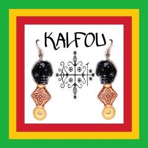 KALFOU, GOD OF THE CROSSROADS
